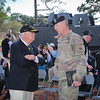 """3rd Armored Division """"Spearhead"""" Monument Dedication Ceremony"""