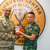 Royal Thai Army Gift Exchange