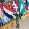 International Military Student and Sponsor Meet and Greet