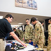 Various Vendors at the Maneuver Warfighter Conference