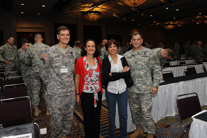 2009 Infantry Warfighting Conference | Presenters