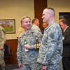 06 MAR 2012 (Fort Benning, GA) - Recon Summit Ice Breaker at McGinnis-Wickam Hall. Photo by Kristian Ogden.