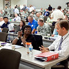 (FORT BENNING, Ga) Fort Benning Senior Leaders met for the Maneuver Center of Excellence Senior Leader Conference, July 30, 2013 at McGinnis-Wickam Hall.  (Photo by Ashley Cross/MCoE PAO Photographer)
