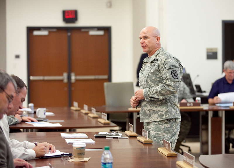 (FORT BENNING, Ga) Fort Benning Senior Leaders meet for the Maneuver Center Senior Leader Onsite Course, August 14, 2013 in Fenty Auditorium. (Photos by Ashley Cross/MCoE PAO Photogareph)