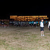 CSM Rice's final formation run at Fort Benning, 26 MAR 2010