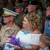 U.S. Marine Corps Detachment Change of Command/Retirement Ceremony