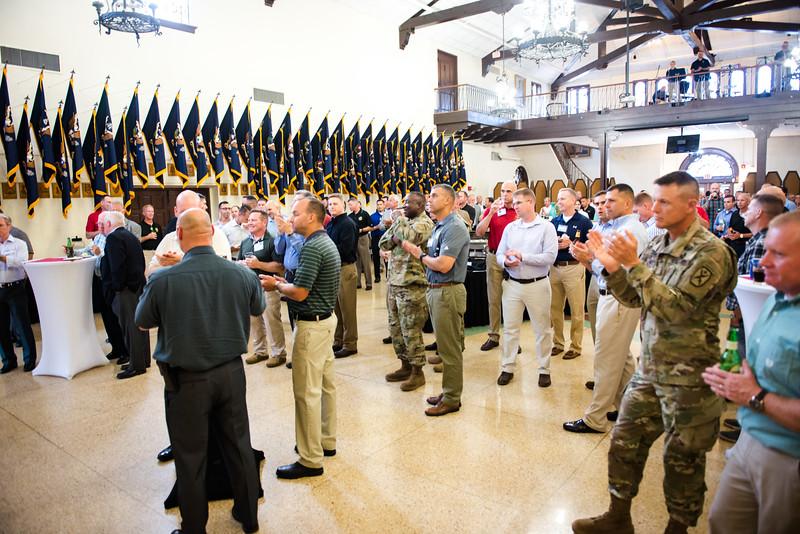 Maneuver Warfighter Conference Ice Breaker