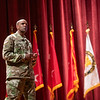 "FORT BENNING, Ga. – Maj. Gen. Gary M. Brito, commander Maneuver Center<br /> of Excellence and Fort Benning, delivers opening remarks on the first<br /> day of the Maneuver Warfighter Conference Sept. 10 here at<br /> McGinnis-Wickam Hall. The Maneuver Warfighter Conference is an annual<br /> event hosted by the Maneuver Center of Excellence and Fort Benning,<br /> Georgia, that gathers senior leaders and subject matter experts from<br /> across the Army, sister services and from partner nations' militaries<br /> to elaborate upon and discuss issues relevant to the Army's Maneuver<br /> Force. The theme of this year's conference is ""The Brigade Combat<br /> Team: Readying for Large Scale Combat."" (U.S. Army photo by Patrick A. Albright,<br /> Maneuver Center of Excellence, Fort Benning Public Affairs Office)"