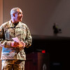 """FORT BENNING, Ga. – Gen. Michael Garrett, commanding general of U.S. Army Forces Command, talks about the six FORSCOM priorities during the 2019 Maneuver Warfighter Conference here Sept. 12 at McGinnis-Wickam Hall. The FORSCOM priorities are 1) Maximize unit readiness, 2) Operationalize the Army Total Force Policy, 3) Master the fundamentals, 4) Strengthen leader development, 5) Care for Soldiers, civilians and Families, and 6) Inform the future force. Hosted by Fort Benning's Maneuver Center of Excellence, the conference gathers senior leaders and subject matter experts from across the Army, sister services and from partner nations' militaries to discuss issues relevant to the Army's maneuver force. The theme of this year's conference is """"The Brigade Combat Team: Readying for Large Scale Combat Operations."""" (U.S. Army photo by Patrick A. Albright, Maneuver Center of Excellence, Fort Benning Public Affairs Office)"""