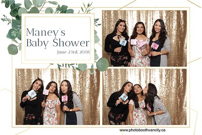 Maney's Baby Shower