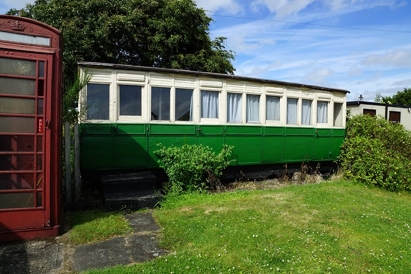 GER 347 Four-wheel 4 Compartment Second 10,07,2016