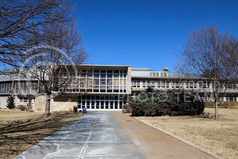 A view of Weber Hall. (Monica Melber | Collegian Media Group)