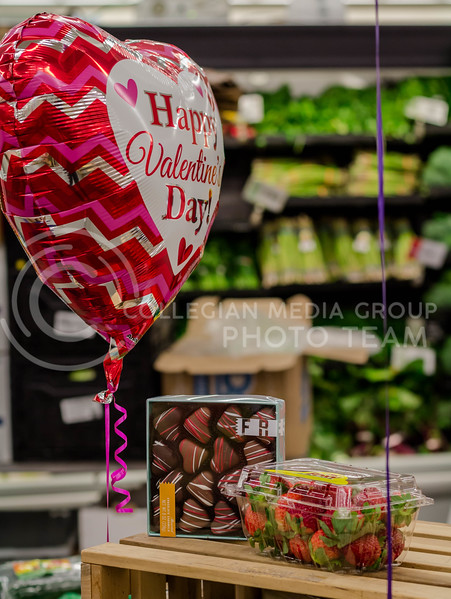 "Fresh strawberries and chocolates make for a perfect ""Galentine's Day"" treat. (Mary Kate Zach 