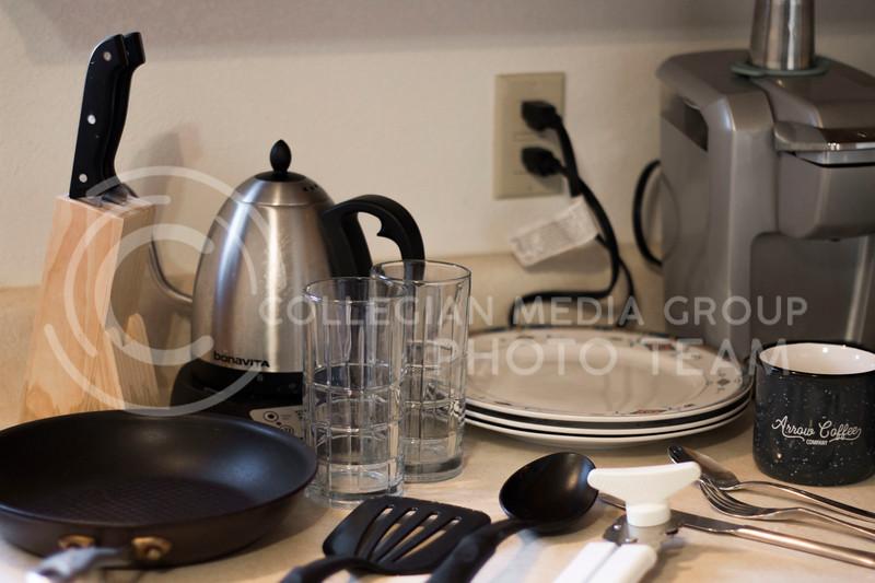 Kitchen Set (Andrew Kemp | Collegian Media Group)