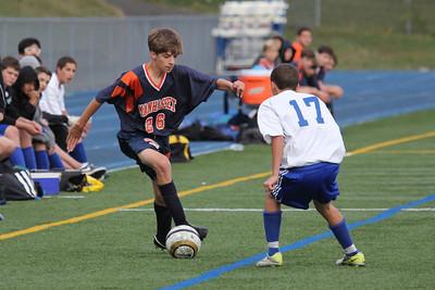 MHS JV Soccer 10/9