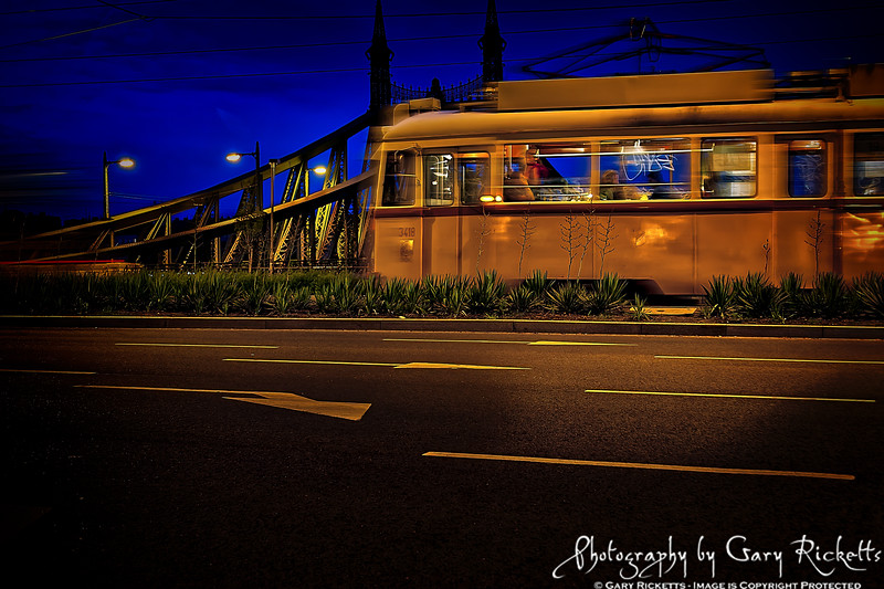 Night Time Trolley