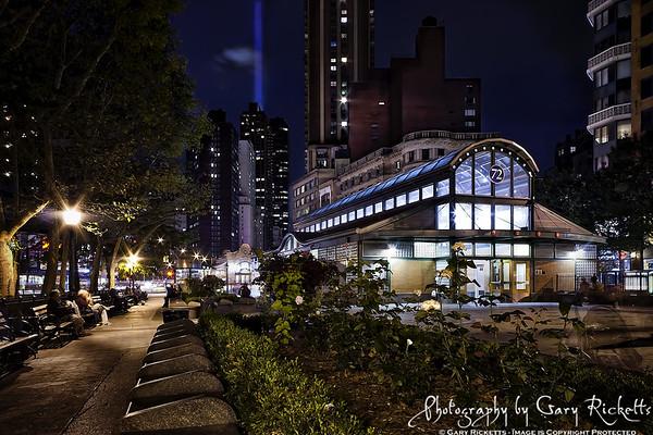 72nd Street Subway—New York City