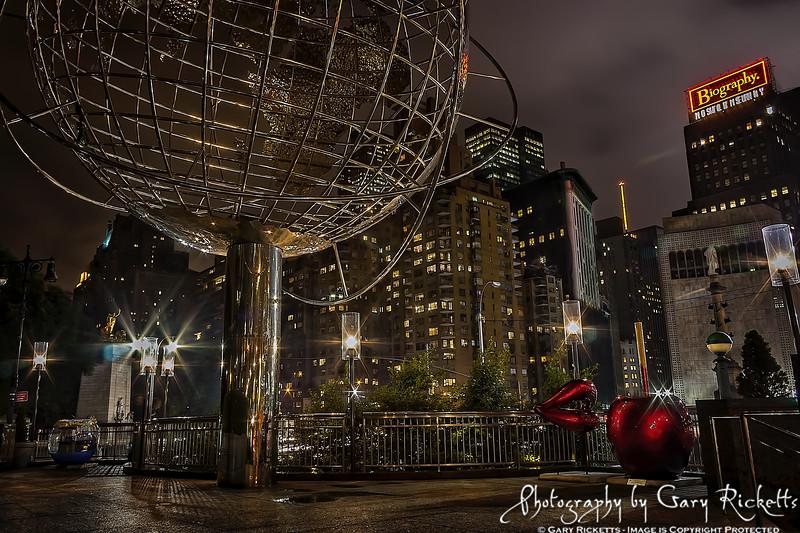 Big Apple—New York City