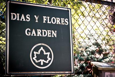 Dias Y Flores Garden