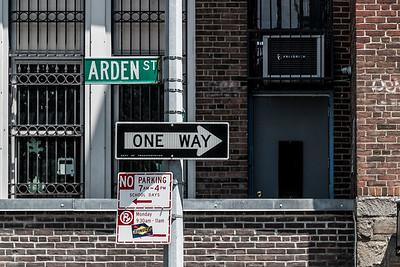 Arden Street