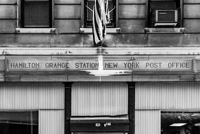Hamilton Grange Post Office