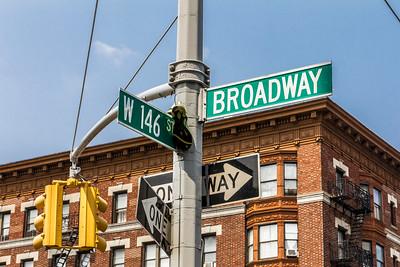 Shoeless On Broadway