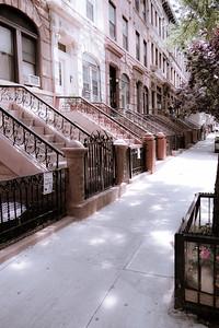 Hamilton Heights Sidewalk