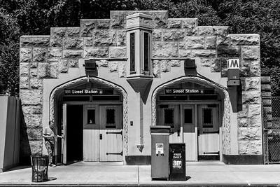 181 Street Station - A