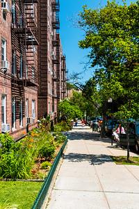 Bennett Avenue Sidewalk