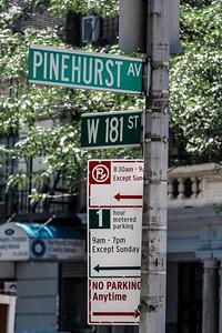 Pinehurst & W181