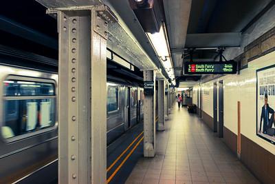 Canal Street 1-Train