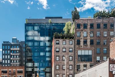Above Hudson Square