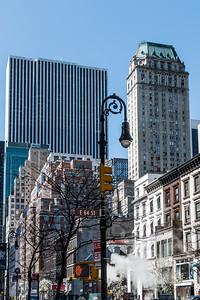 General Motors Building & Hotel Pierre