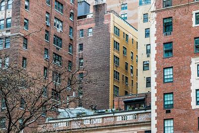 Rooftop Tetris