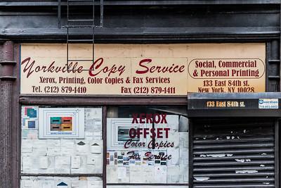 Yorkville Copy Service