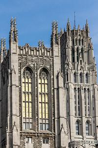 Union Theological Seminary & Riverside Church