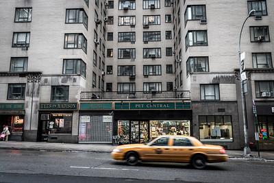 Madison Avenue Storefronts