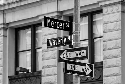 Mercer & Waverly