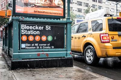 Bleecker St Station