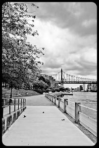 Roosevelt Island Promenade