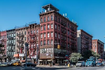 Bowery Corner