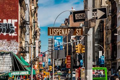 Broadway at Lispenard