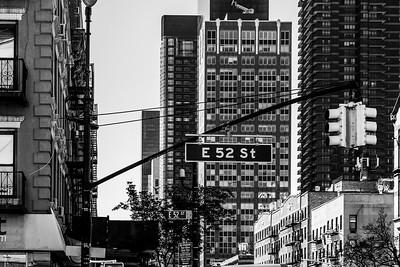 East 52nd Street
