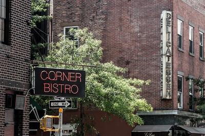 Corner Bistro & Deli