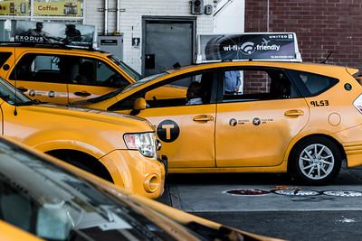 Taxi Riot