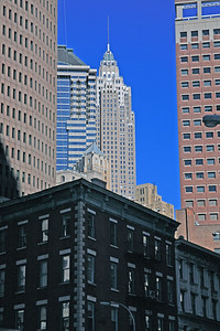 The Trump Building in Lower Manhattan