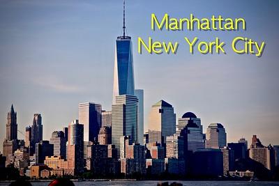 Welcome ro Manhattan