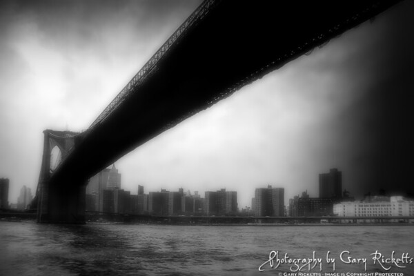 Manhattan–Shades of Gray,  the soul of New York City.