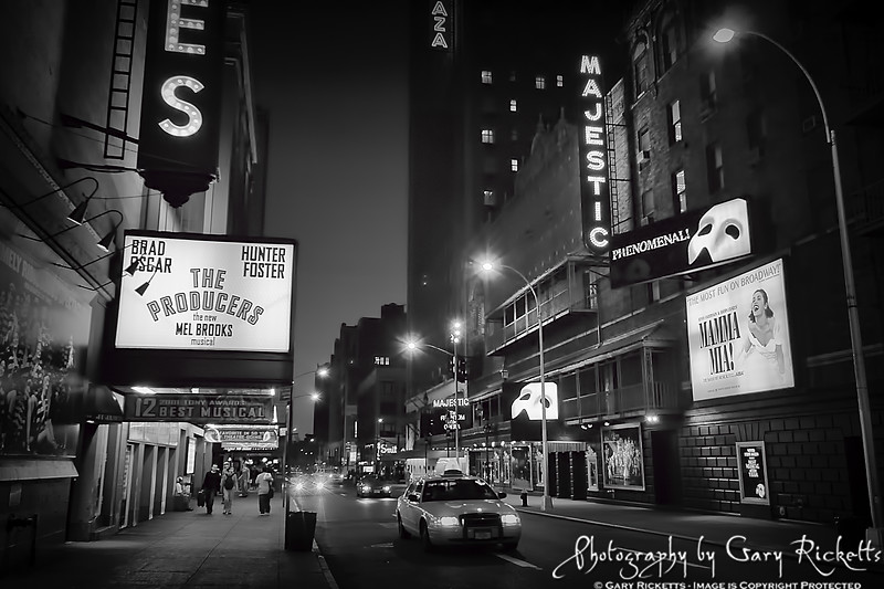 Give My Regards to Broadway—Third Place 2015