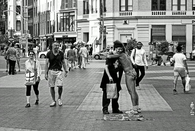 The Squeeze bw